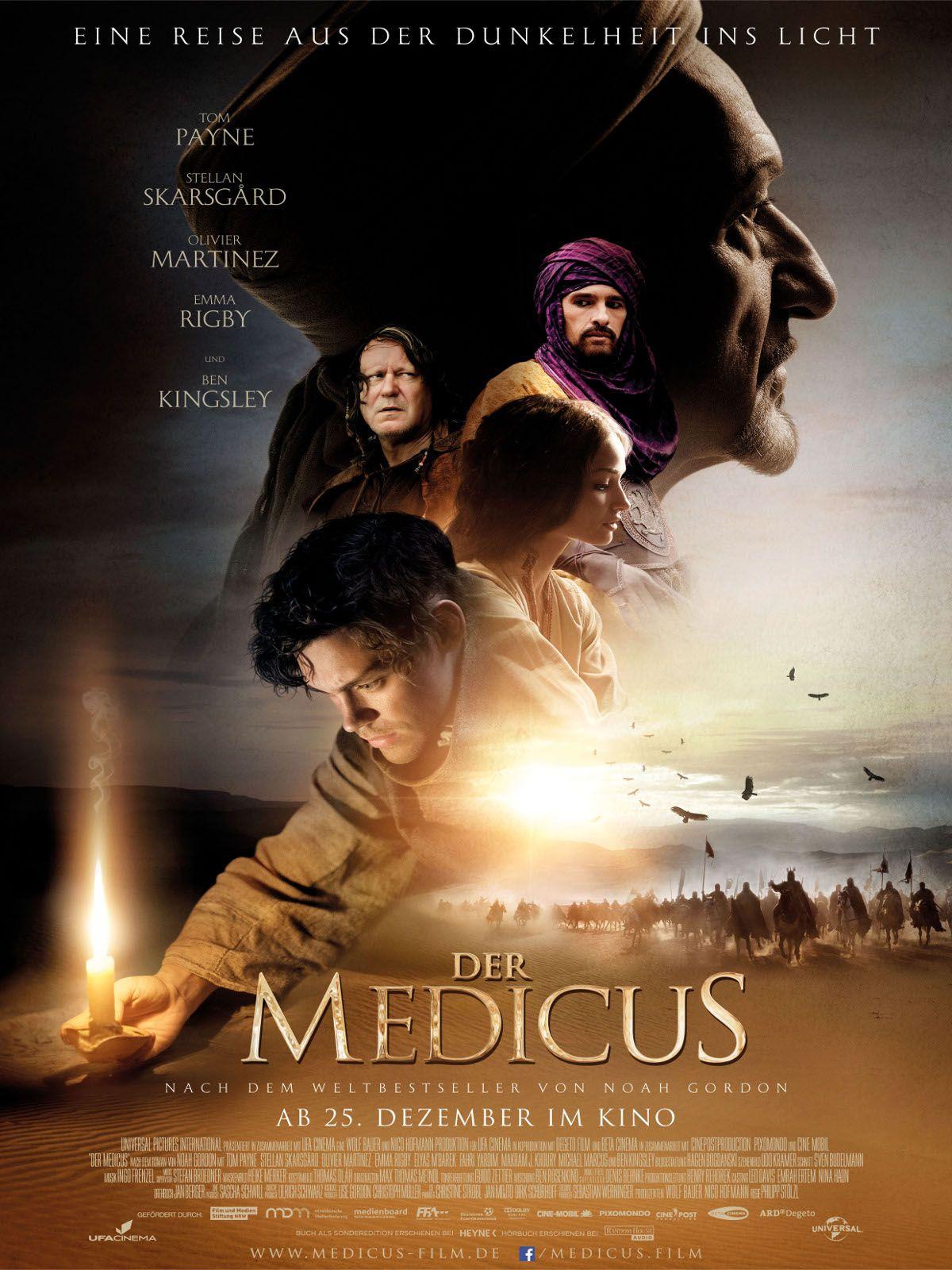 Der Medicus in HD kostenlos im Stream oder zum Download