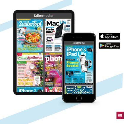 90 Tage Leseflat für über 1000 Magazine des Falkemedia-Verlages (selbstkündigend)