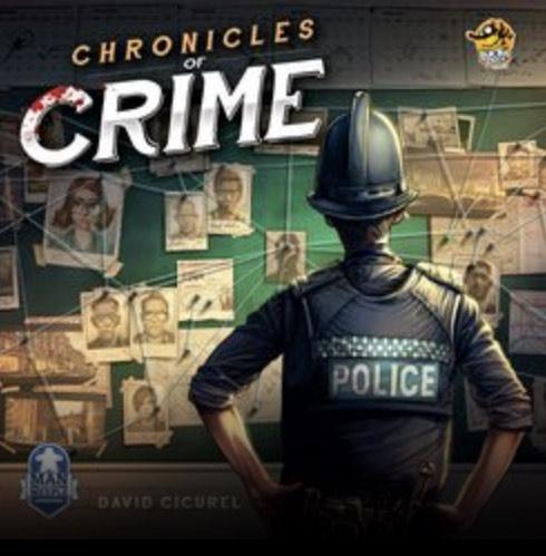 [Brettspiel] Chronicles of Crime - Zusatzfall kostenlos (In-App)