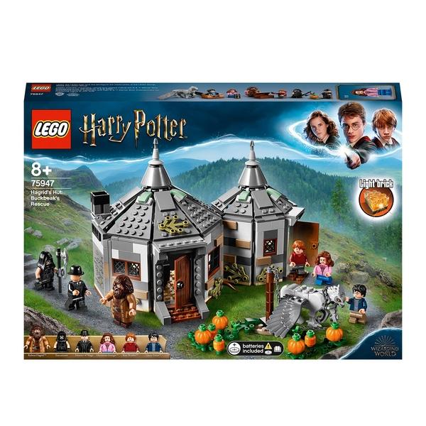 LEGO Harry Potter - 75947 Hagrids Hütte: Seidenschnabels Rettung Smith Toys