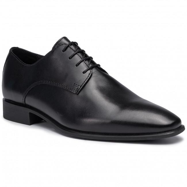 Geox Business Schuhe - Vollleder Schnürer in allen gängigen Größen