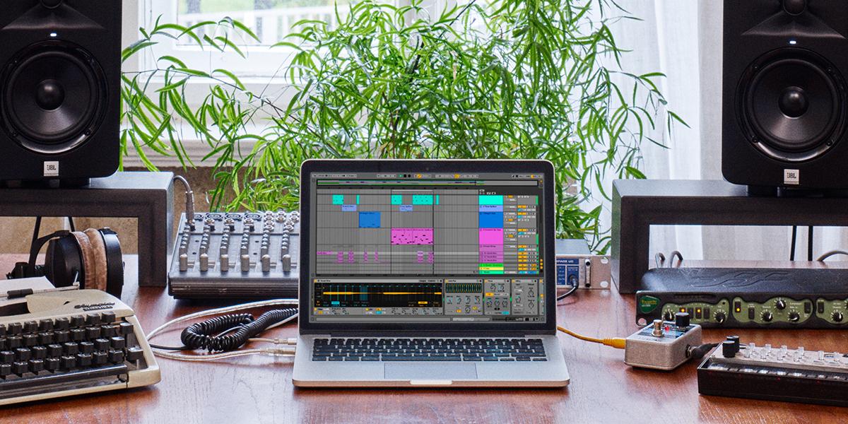 Ableton Live 10 Suite - 3 Monate kostenlos