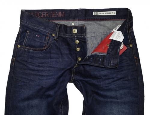 Tommy Hilfiger Denim Wilson Herren Jeans  (Ebay Wow Angebote Mode)