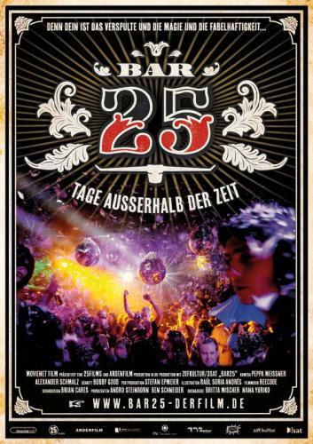 [Film] Bar25 Stream auf ZDFkultur