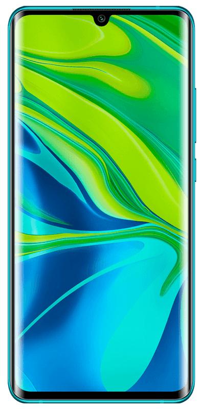 XIAOMI Mi Note 10 Pro mit mobilcom debitel Vodafone green Allnet Flat LTE 6GB Aktion