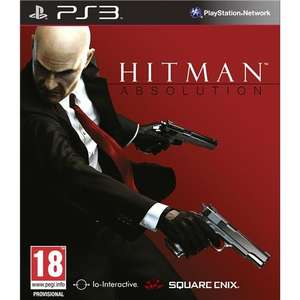 Hitman Absolution für Konsolen 20,99€