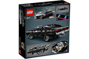 LEGO Technic - 42111 The Fast and the Furious™ Dom's Dodge Charger™ - Vorbestellung