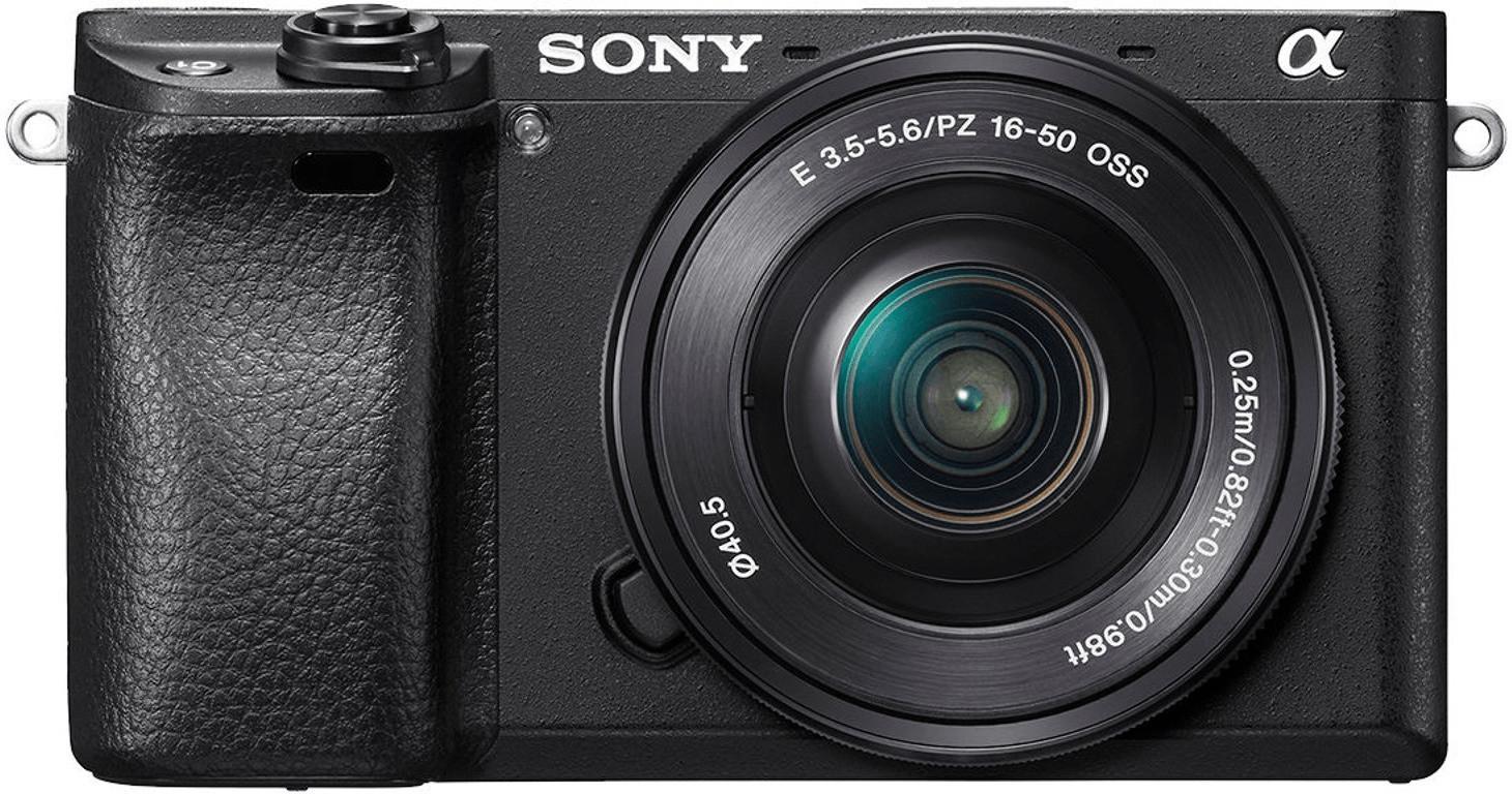 [Amazon UK] Sony Alpha 6300 E-Mount Systemkamera Kit 16-50 mm Objektiv(24 Megapixel, 7,5 cm (3 Zoll) Display, XGA OLED Sucher) schwarz