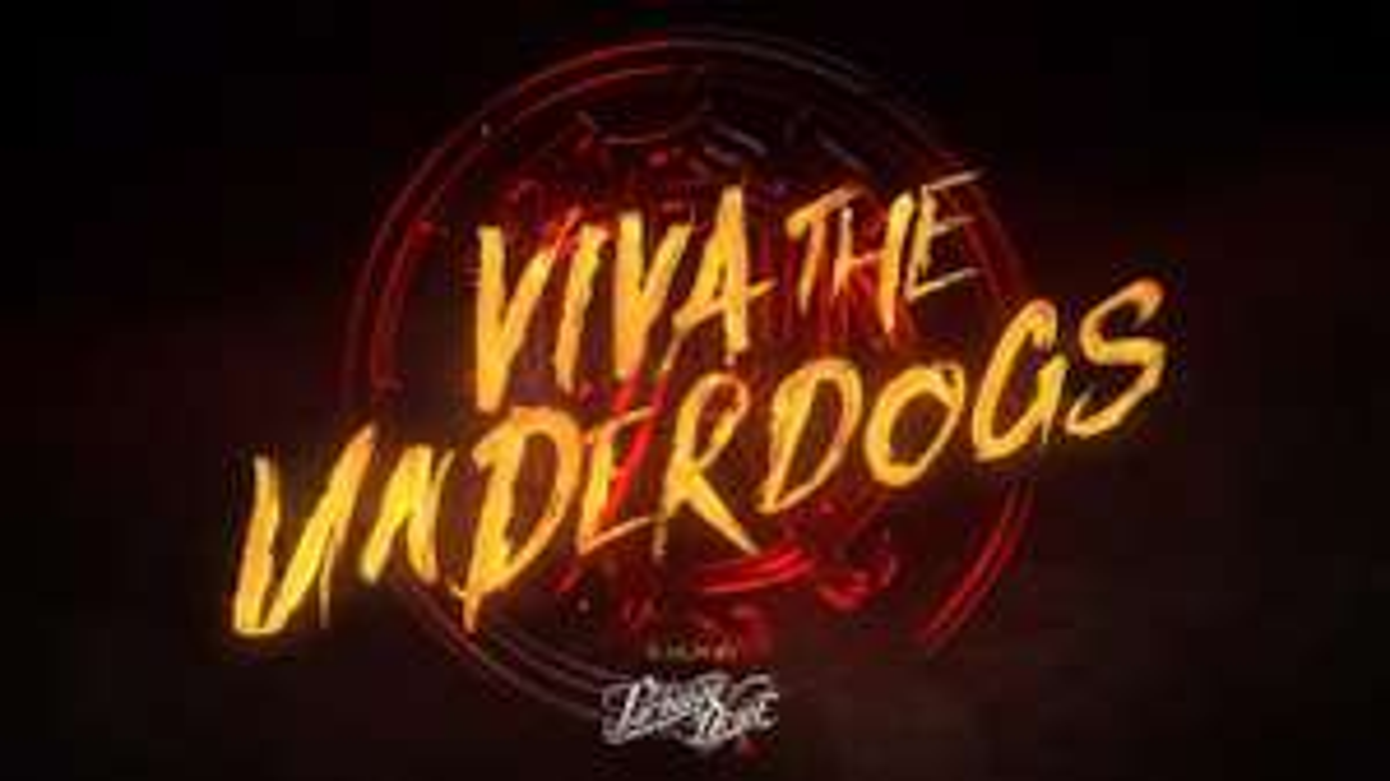 Parkway Drive Kinofilm 'Viva The Underdogs' gratis auf Youtube am 4.4. 23 Uhr
