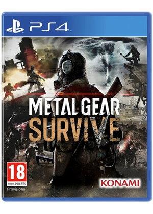 Metal Gear Survive (PS4) 6,92€ (Base.com)
