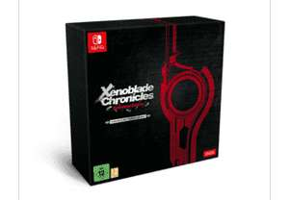 [Saturn] Xenoblade Chronicles: Definitive Edition Collector's Set für Nintendo Switch