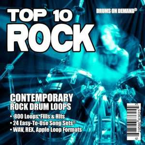 DrumsOnDemand: Drum Loop Pack deiner Wahl kostenlos (Stereo, 24-Bit / 16-Bit WAV, Apple Loops, REX)