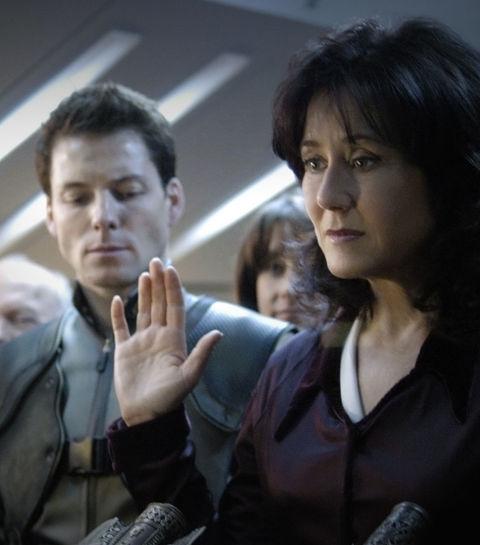 Alle 4 Staffeln von Battlestar Galactica umsonst schauen auf syfy.con