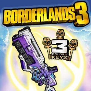 Legendäre Superstreamer und 3 goldene Schlüssel (Loot-Paket 3) kostenlos für Borderlands 3 (PC, PS4 & Xbox One) (Twitch Prime)