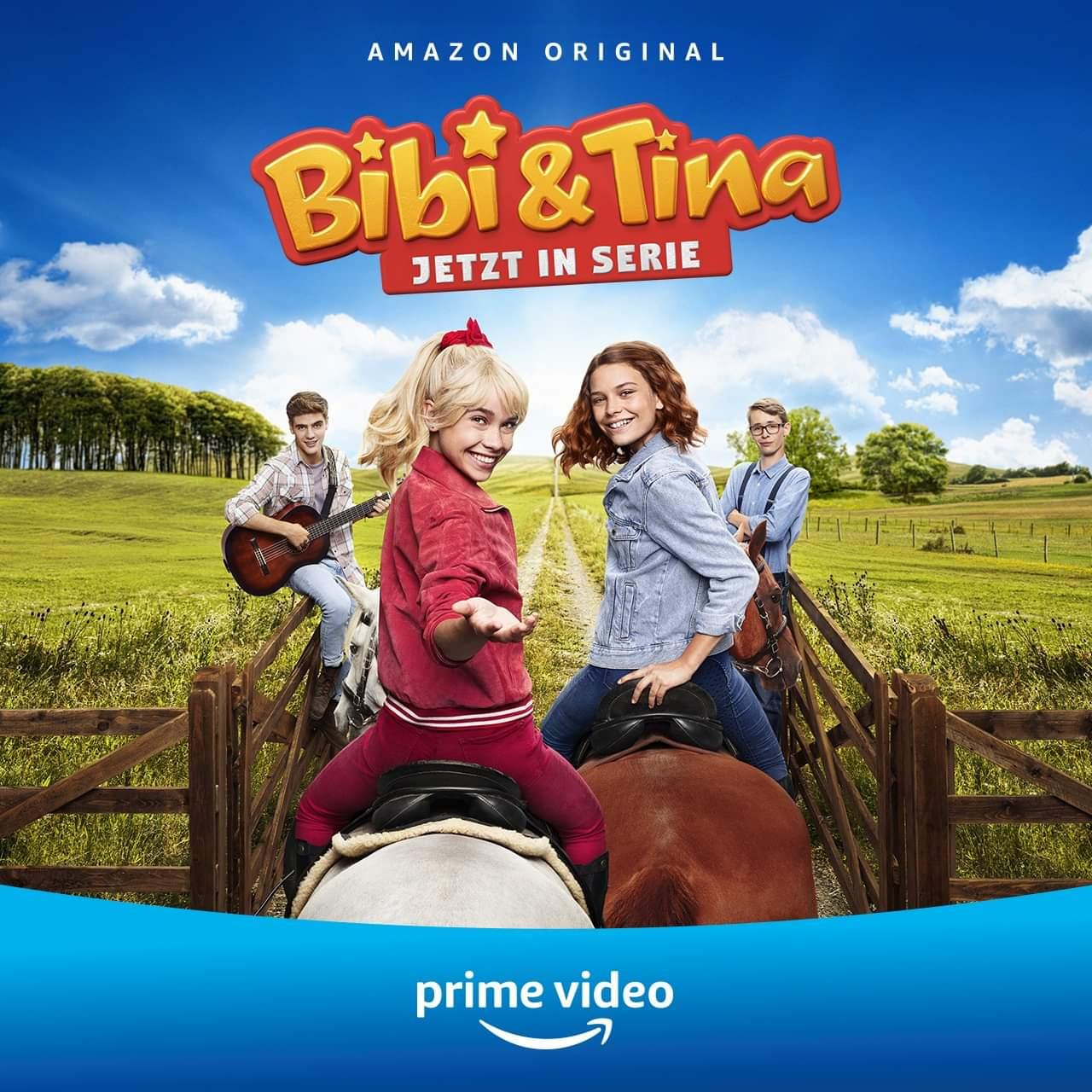 """Amazon Original Serie """"Bibi & Tina"""" kurzzeitig gratis verfügbar für ALLE Kunden von [Amazon]"""