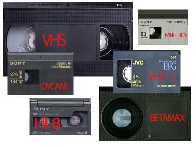 Digitalisieren von VHS, S-VHS, HI8, Digital8, MINI DV, HDV, DVCAM uvm. auf eine M-Disc DVD (1000 Jahre haltbar) & Anleitung zum Selbermachen