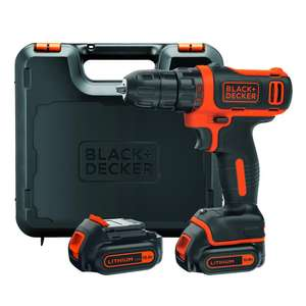 mySwopp Black & Decker Sale - z.B. Black & Decker BDCDD12KB Akku-Bohrschrauber 10,8V