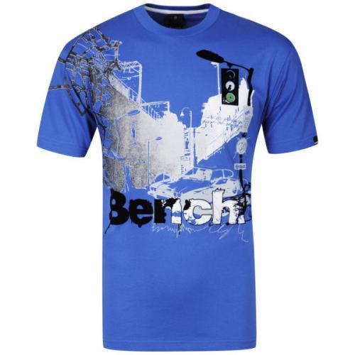 Bench Men's City Car T-Shirt - Blau für 12,89€ bei thehut