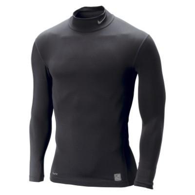 Wieder da! Nike Shirt CORE TIGHT MOCK langarm für 16,99 €
