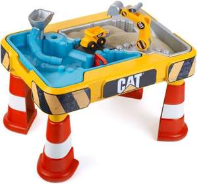 klein CAT Sand- und Wasser Spieltisch, mifus