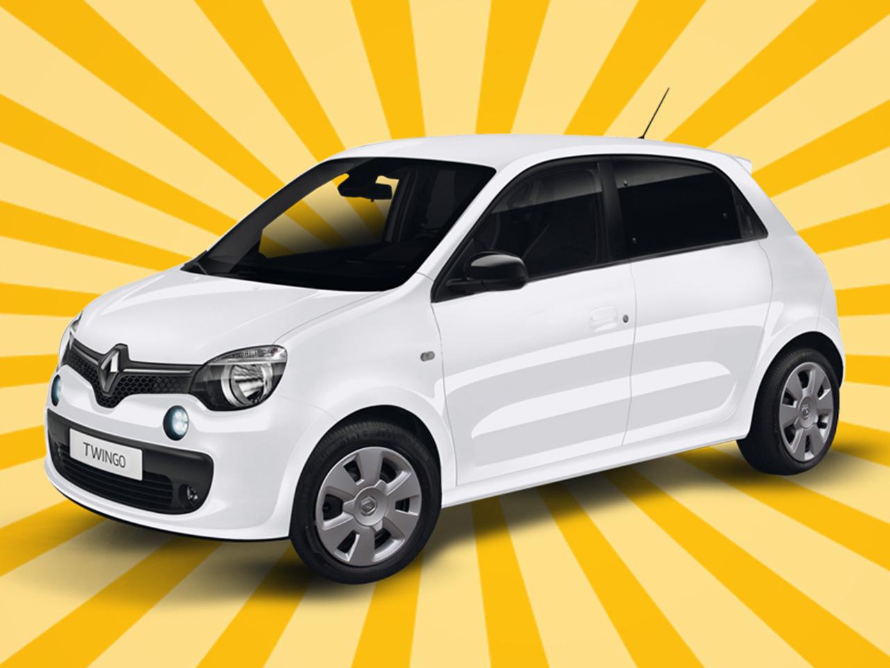 [Gewerbeleasing] Renault Twingo Limited SCe 75PS Benzin Start&Stopp Testleasing für 39€ netto ohne weitere Kosten |12 Monate | 10.000 km