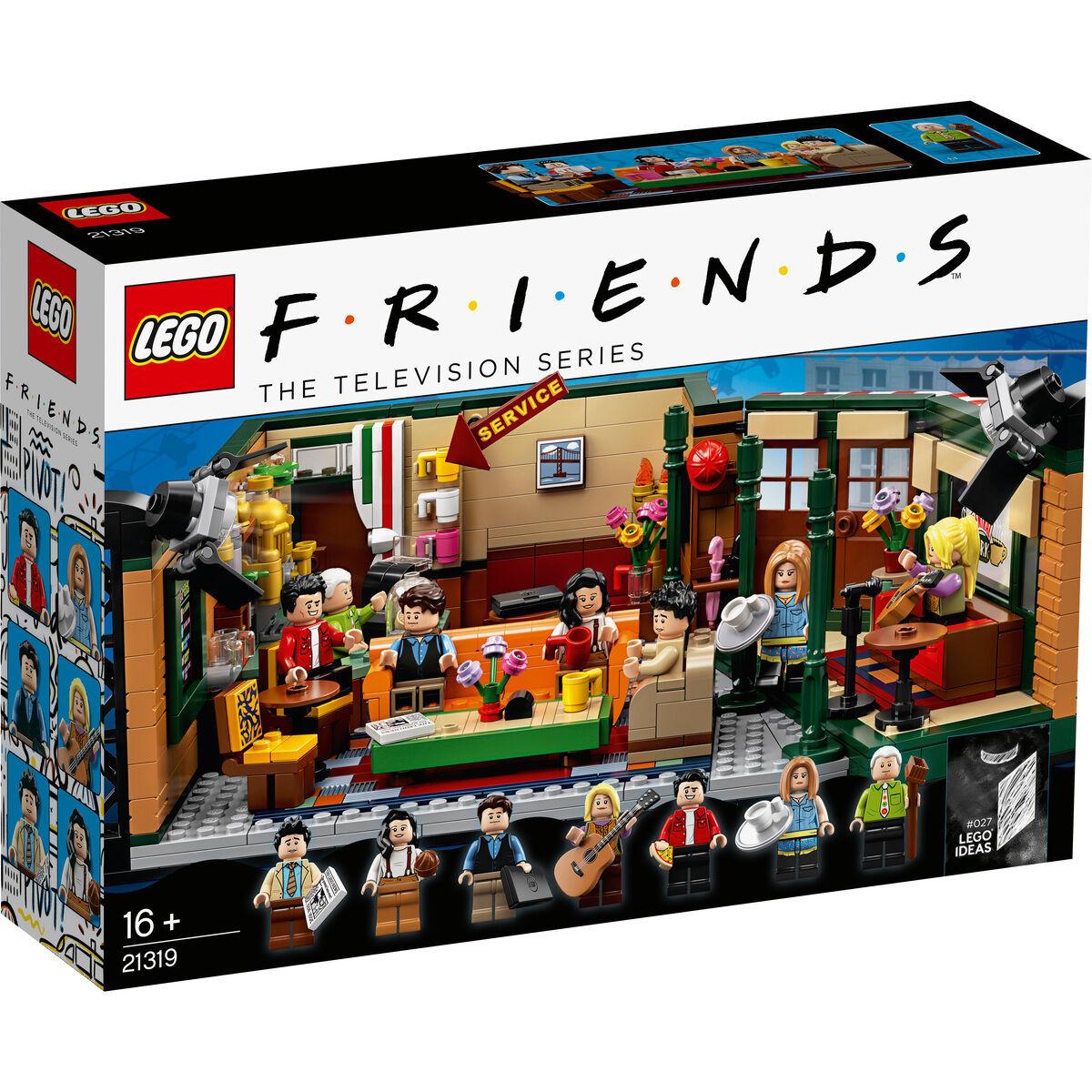 LEGO Ideas - Friends Central Perk (21319) für GALERIA Kundencardinhaber
