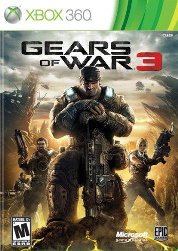 [Saturn Esslingen] Gears of War 3 für Xbox 360 nur 15 Euro