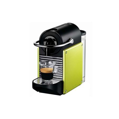 DeLonghi EN 125.L Nespresso Pixie Electric Lime mit 50€ Gutschein für 80,40€ @ Amazon