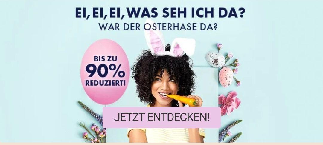 Gratis Augenmaske bei Eis.de