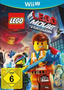 The LEGO Movie Videogame Wii U [Real marketplace]