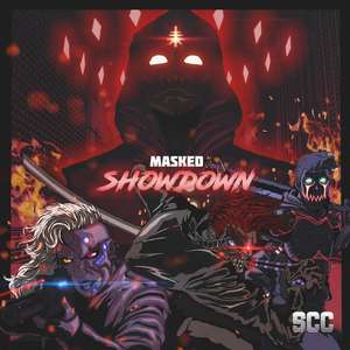 Masked - Showdown (Album) kostenlos (Bandcamp)