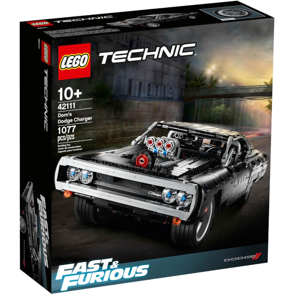 Vorbestellung Lego Technic 42111 Dodge Charger bei [Sowia]