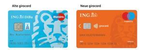 ING-DiBa 10€ Gutschrift für Kartenupdate