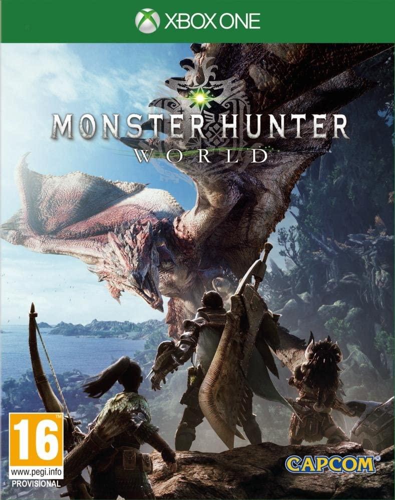 Monster Hunter World (Xbox One) für 16,20€ (Amazon.es)