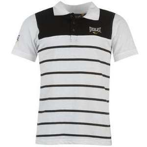 Everlast Polohemd (Everlast YD Striped Polo Shirt Mens), 4 versch. Farben