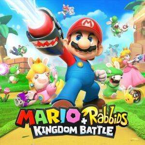 Mario + Rabbids: Kingdom Battle (Switch) für 9,99€ oder für 6,35€ RUS & Donkey Kong Adventure DLC für 7,49€ (eShop)