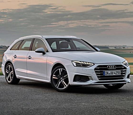 Audi A4 Avant 35 TFSI 2.0 / 149 PS als Neuwagen / Listenpreis: 41020€