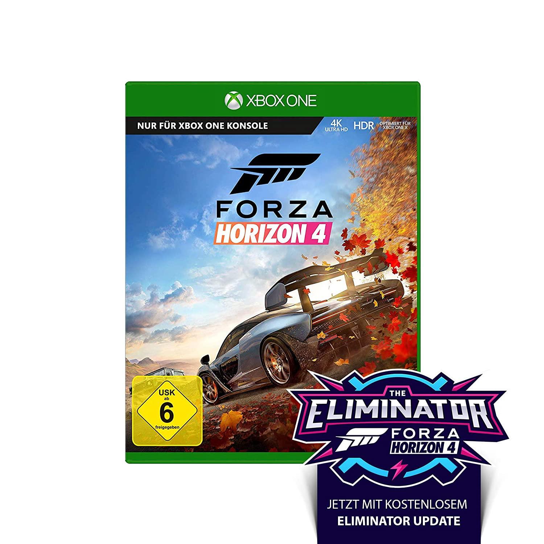 Forza Horizon 4 für Xbox One (Disc-Version)