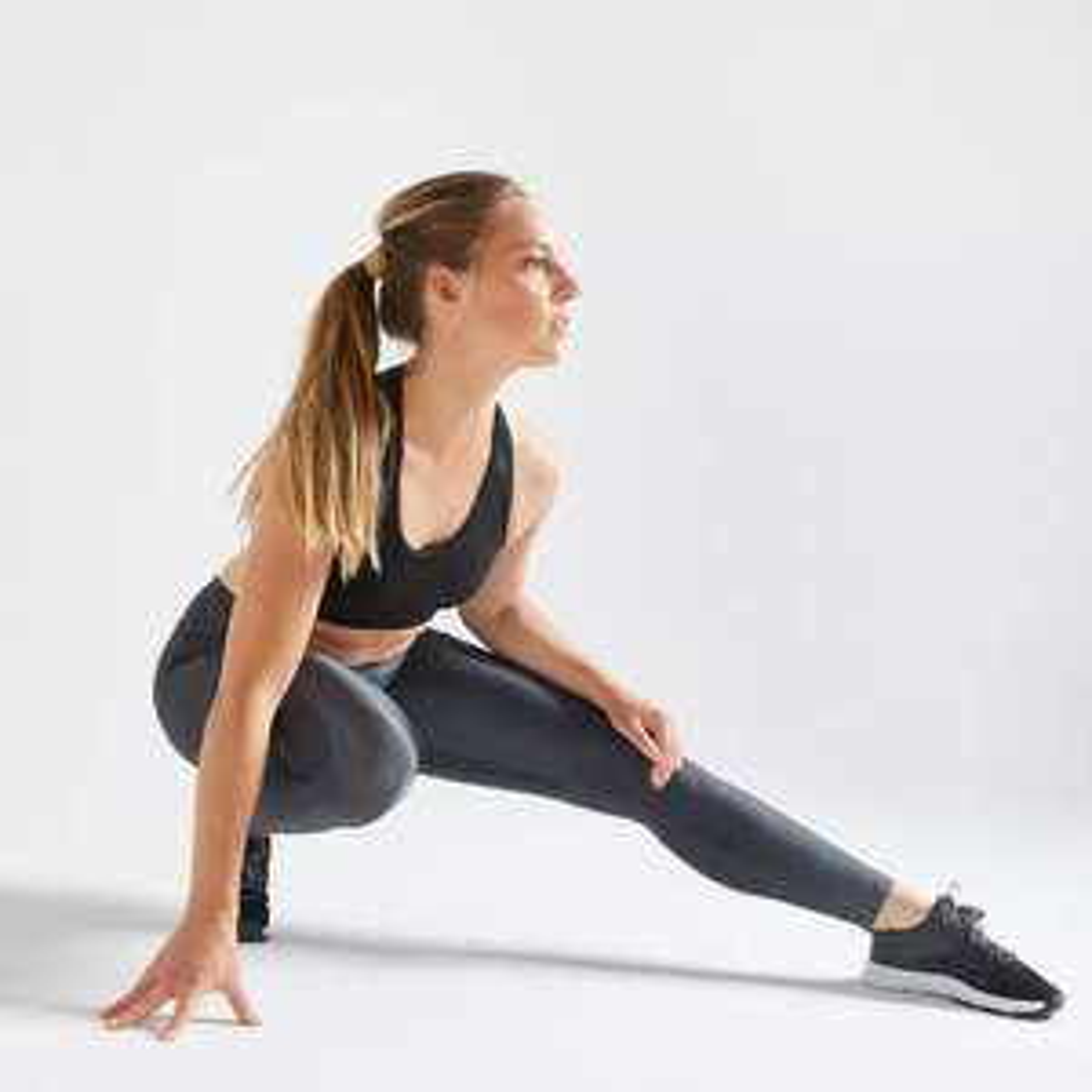 Decathlon Sport Deal Übersicht zB.: Domyos Leggins FTI 120 Fitness Cardio für Damen