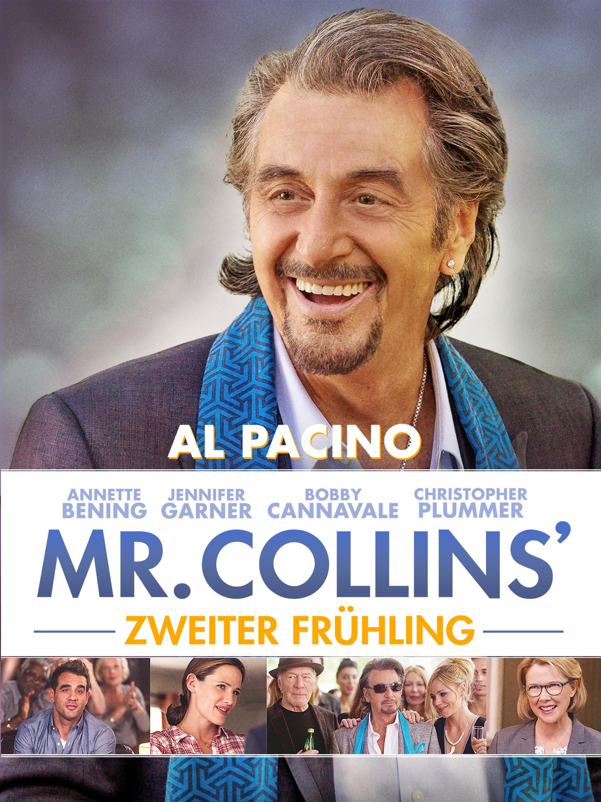 """ServusTV - """"Mr. Collins' zweiter Frühling"""" mit Al Pacino kostenlos im Stream (bzw. zum Download)"""