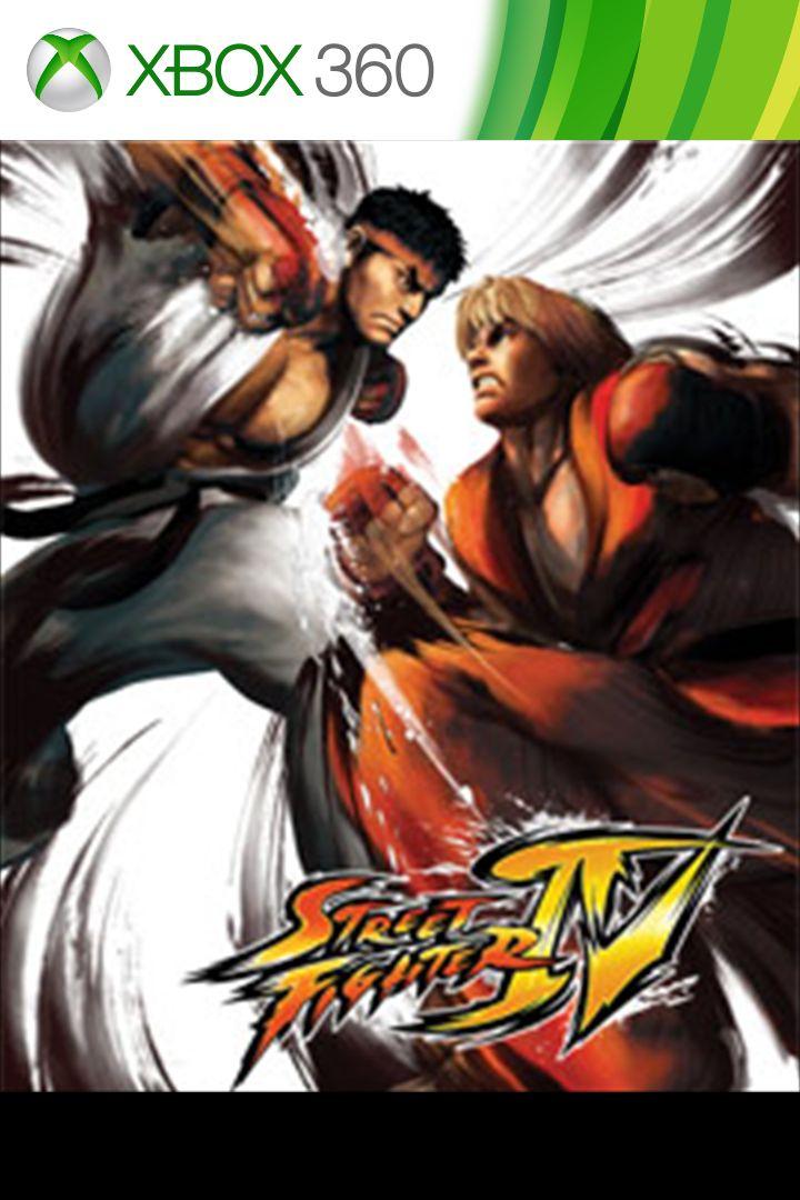 Street Fighter IV (Xbox One/360) für 0.79€ (Microsoft Store)