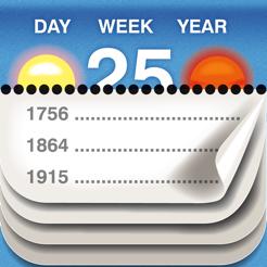 Calendarium - About this Day   4,7*   kostenlos für iOS