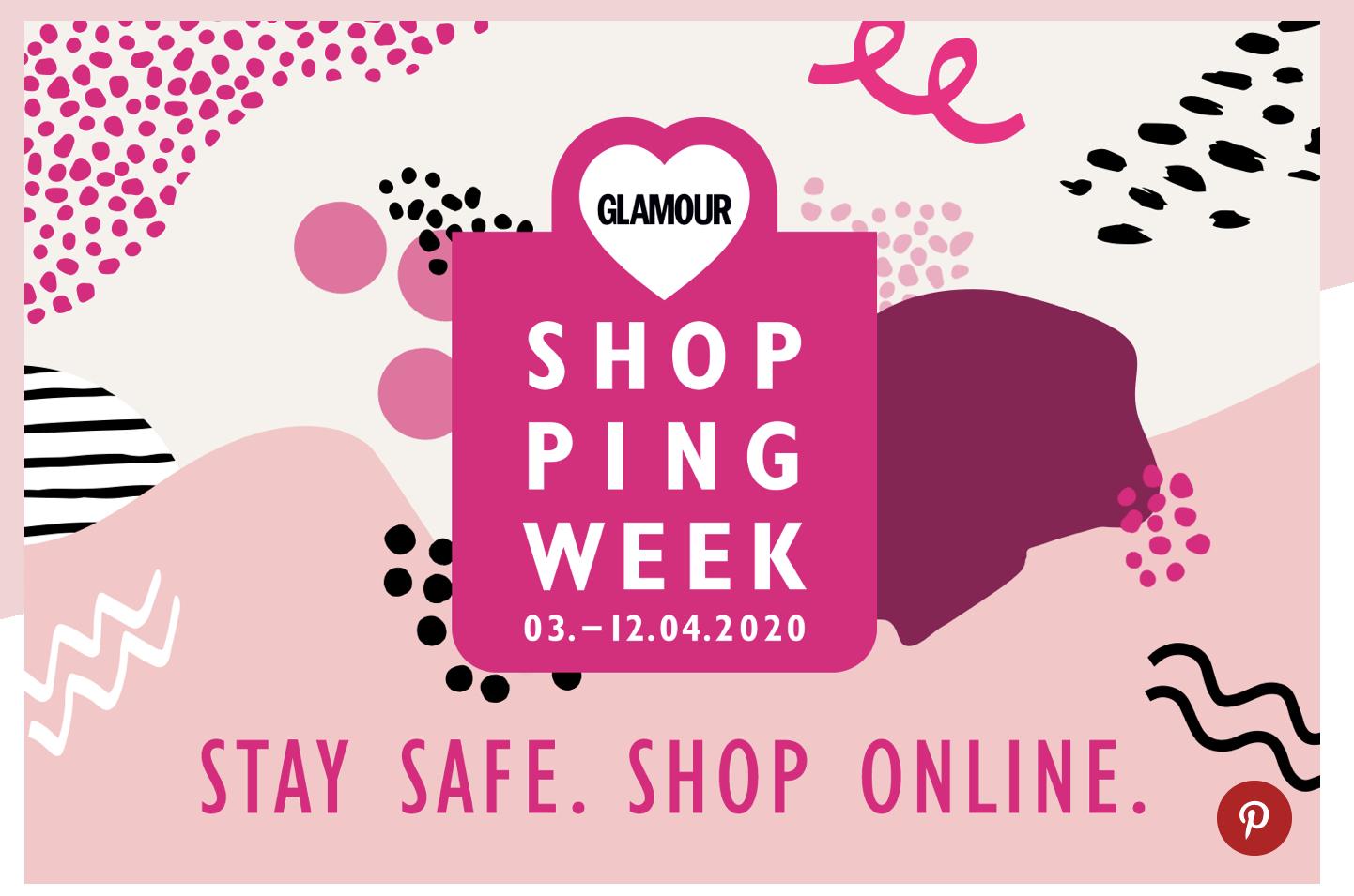 GLAMOUR-Shopping Cards gratis + aktuelle Ausgabe der GLAMOUR als E-Paper