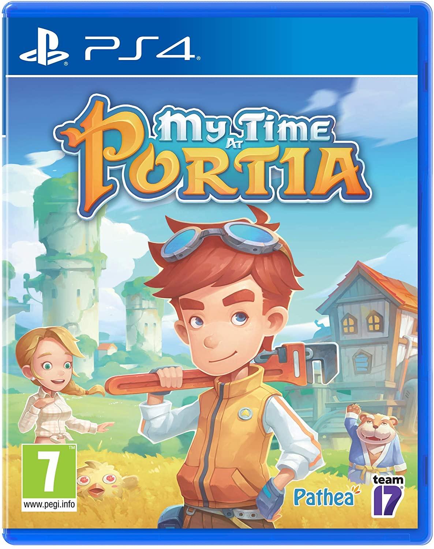 My Time at Portia (PS4) für 13,69€ (Amazon ES)