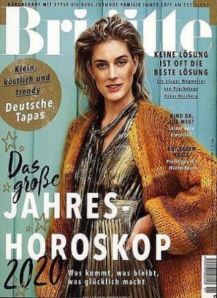 Brigitte Abo (26 Ausgaben) für 99 € mit 90 € BestChoice-Gutschein/ 95 € Otto-Gutschein (Kein Werber nötig)