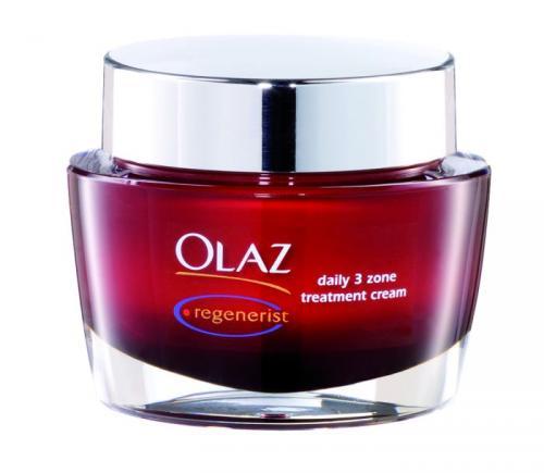 3-Zone-Treatment von Olaz gratis testen