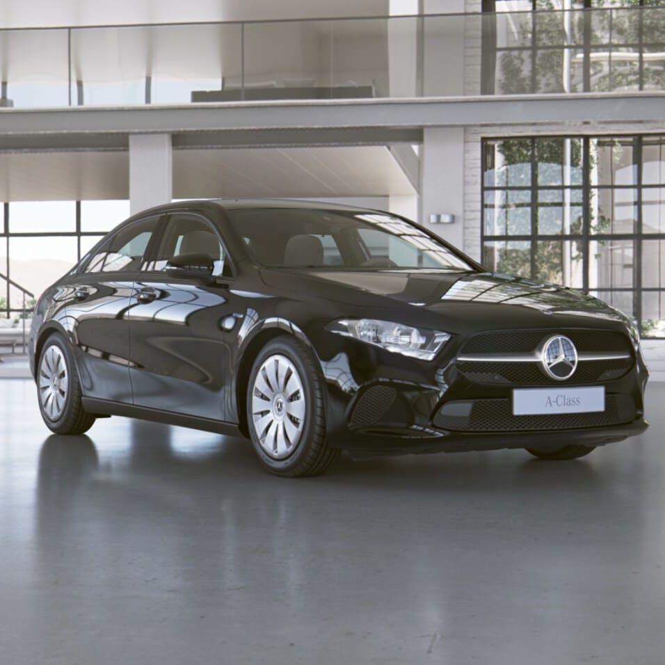 [Privatleasing] Mercedes-Benz A 250 E Limousine (160+102 PS) für mtl. 229€ + 790€ ÜF, LF 0,62, 36 Monate, konfigurierbar