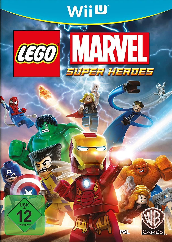 LEGO Marvel: Super Heroes [Wii U] (Vorbestellung für 15.05.)