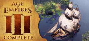 Age of Empires 3: Complete Collection (direkt bei Steam)