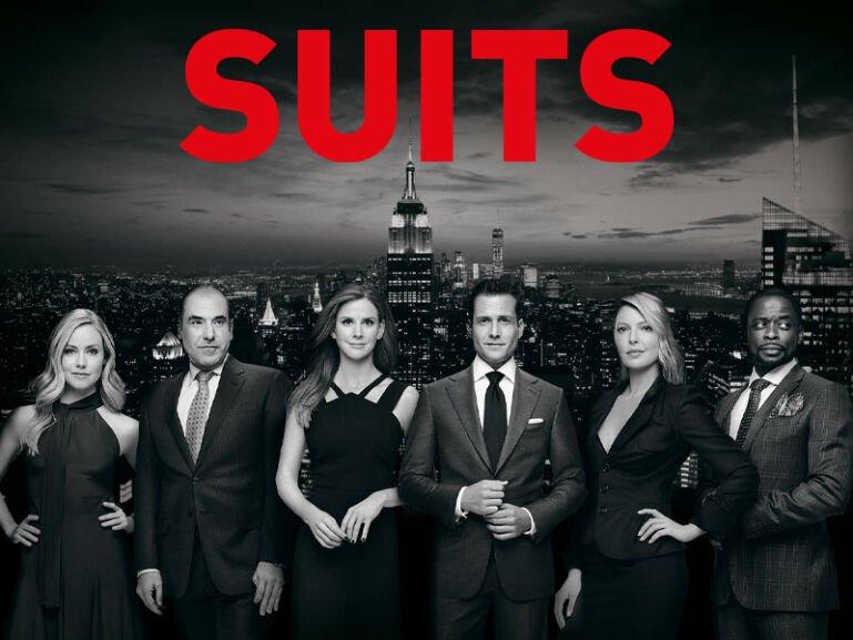 Suits Season 9 OmU